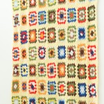 Custom Knitted Afghan by Great Aunt Ruth1984